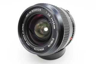 MC W.ROKKOR 24mm F2.8